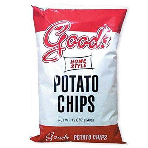 "Good's ""Home Style"" Potato Chips, 11oz"