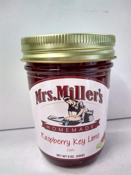 Mrs. Miller's Strawberry-Key Lime Jam