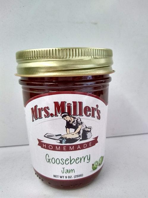 Mrs. Miller's Gooseberry Jam