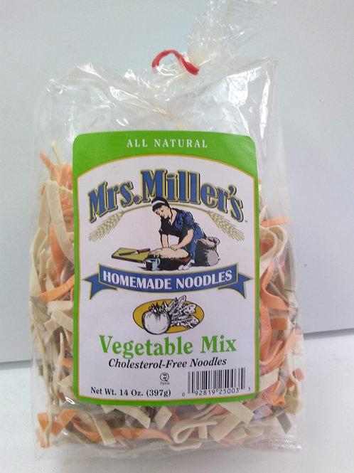 Mrs. Miller's Vegetable Mix Noodles