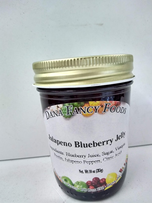 Dana Fancy Foods Jalapeno Blueberry Jelly, 10oz