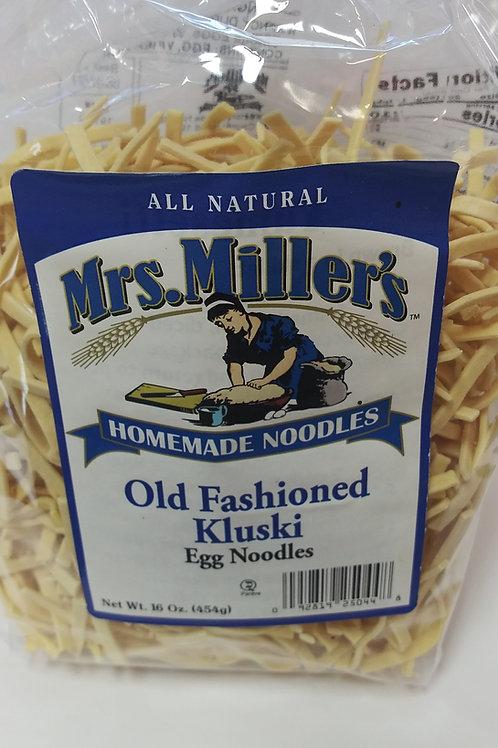 Mrs. Miller's Old Fashioned Kluski Noodles