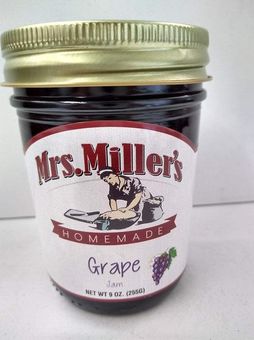 Mrs. Miller's Grape Jam