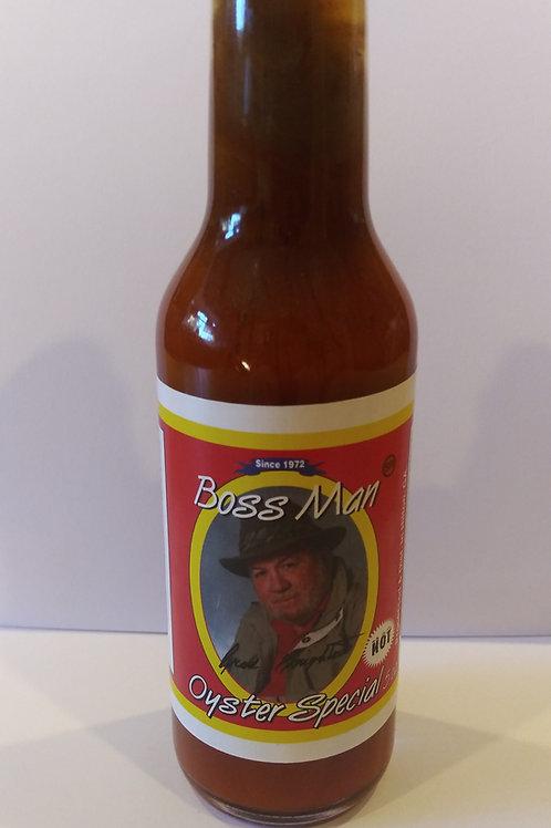 Boss Man Oyster Sauce