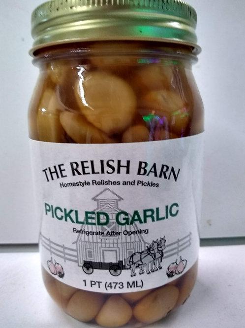 The Relish Barn Pickled Garlic, 16oz