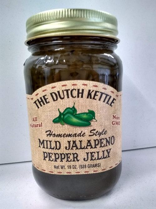 The Dutch Kettle Mild Jalapeno Pepper Jelly