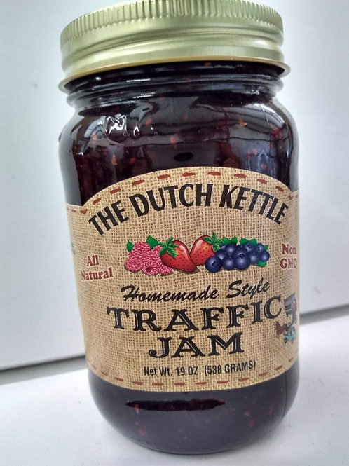 The Dutch Kettle Traffic Jam,19oz
