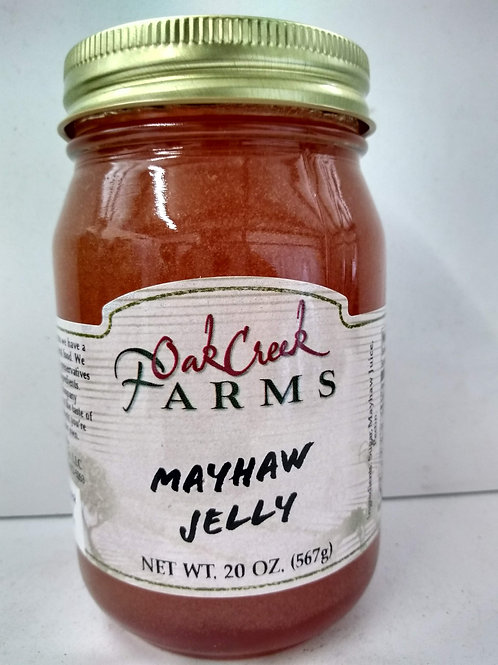 Oak Creek Farms Mayhaw Jelly