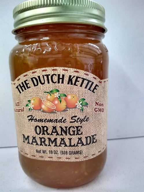 The Dutch Kettle Orange Marmalade