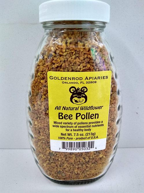 Bee Pollen, 7.5oz