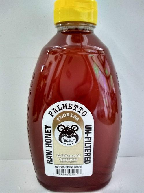 Palmetto Raw Honey-1lb