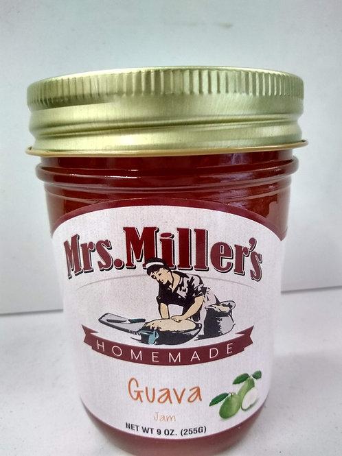 Mrs. Miller's Guava Jam
