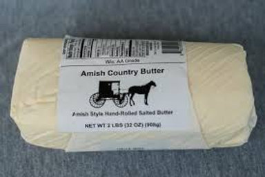 Amish Roll Butter, 2lb