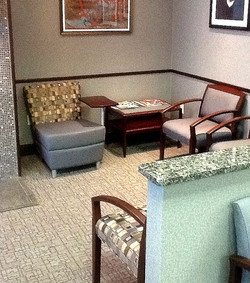 Reception Room Seating