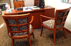 Upholstered Office Seating
