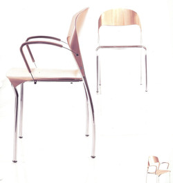 Stackable Guest Seating