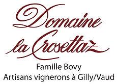 Domaine La Crosettaz Famille Bovy Gilly
