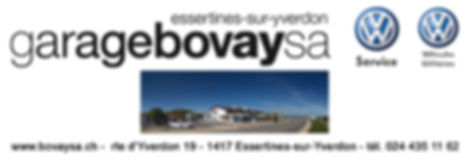 Garage Bovay - Agence VW - Essertines-sur-Yverdon