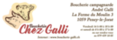 Boucherie de campagne André Galli, Peney-le-Jora