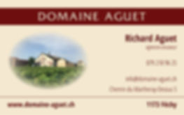 Domaine Aguet Féchy
