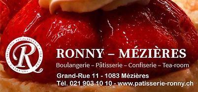 Patissere Ronny Mézières