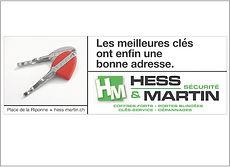 Clé-Service Hess-Martin Lausanne