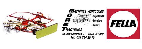 Moret Machines Savigny