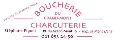 Boucherie du Grand-Mont Stéphane Piguet