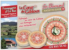 Fromageri d'En Bas, Famille Papaux, Le Châtelard