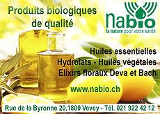 Nabio Produits biologiques de qualité Vevey