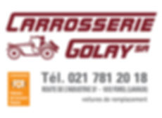 Carrosserie Golay Forel