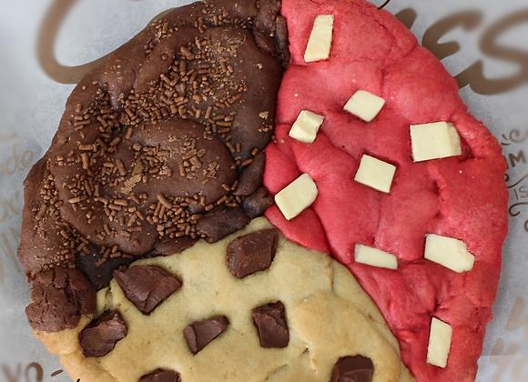 Cookie Pie Triple