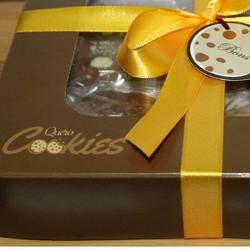 Cookie Box Presente - 5 Cookies