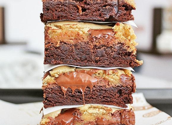 Brookie Nutella