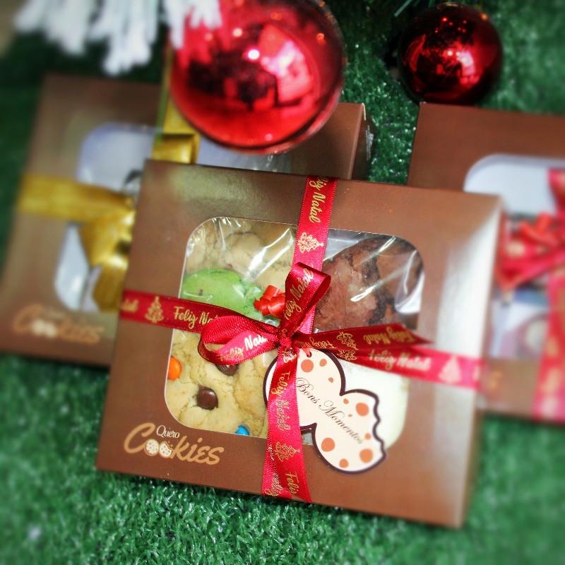 Escolha  sua Box Presente no site