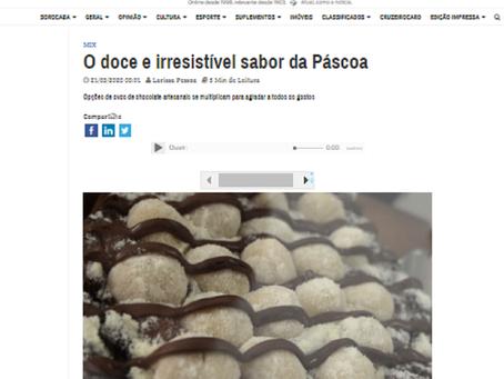 O Melhor da Páscoa no Mix do Jornal Cruzeiro do Sul de Sorocaba