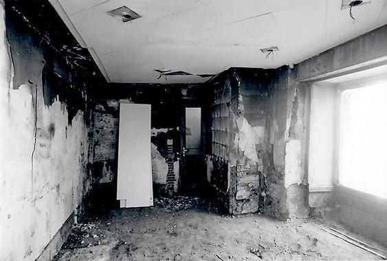 Foto der Boutique Gélatine am Spalenberg während dem Umbauaus dem Archiv der Boutique Gélatine