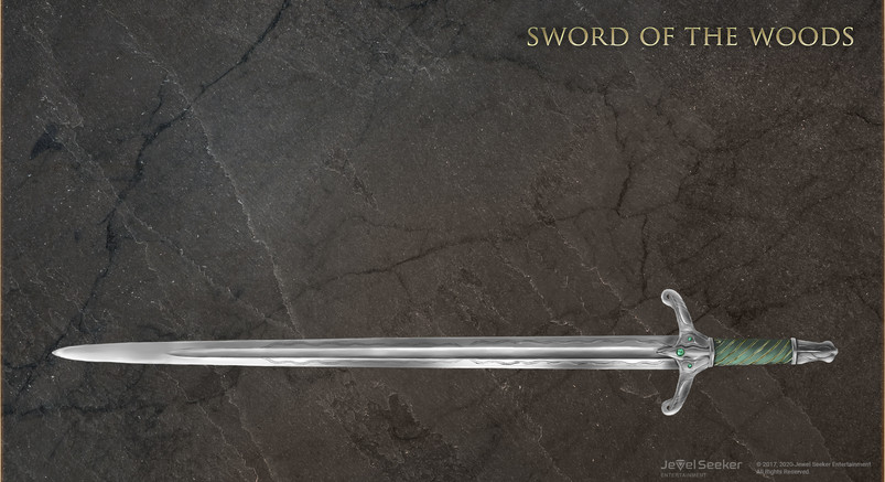 Sword of the Woods