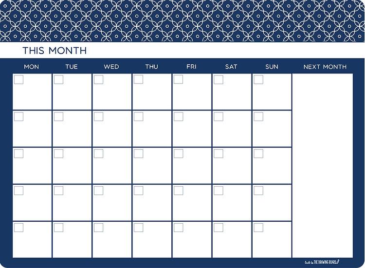 Indigo - This Month
