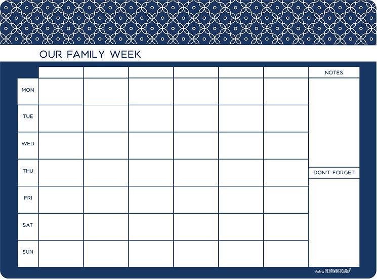 Indigo - Our Family Week