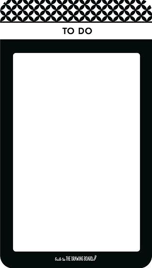 Monochrome - To Do Mini