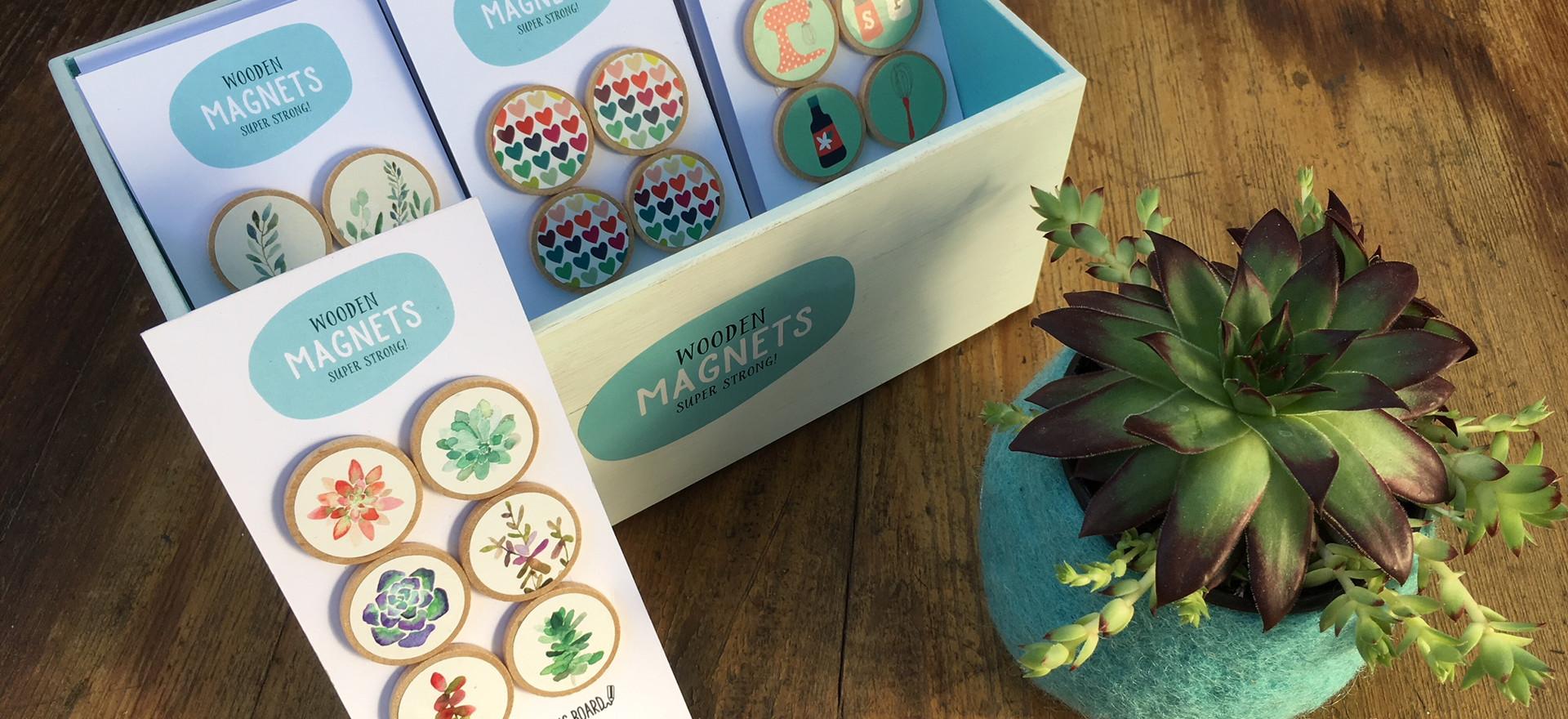 Designer Magnets