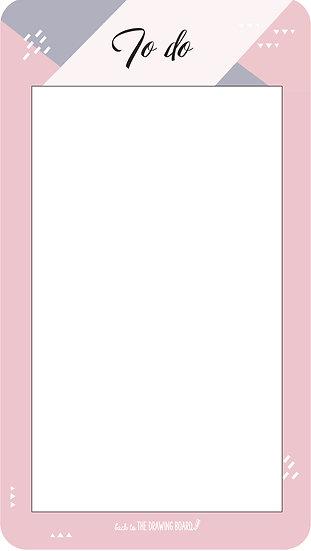Pastel - To Do Mini