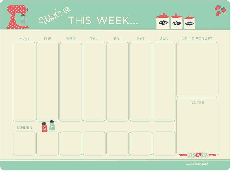 Retro Kitchen - This Week