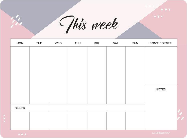 Pastel - This Week