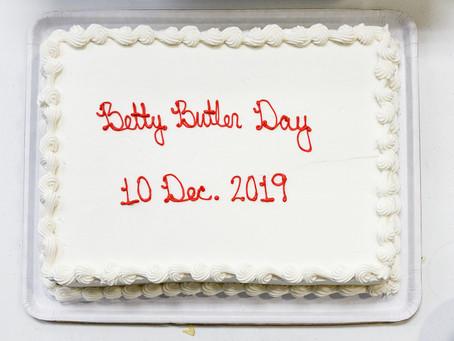 Betty Butler Day