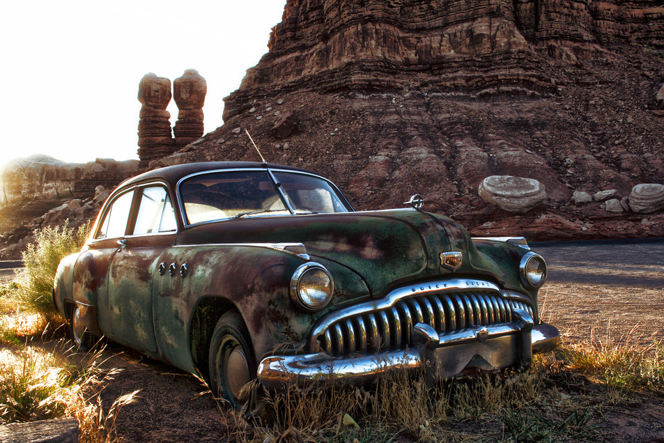"""""""Used Buick"""""""