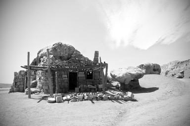 """Navajo Dwelling"""