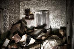 """""""Picher House Interior #2"""""""