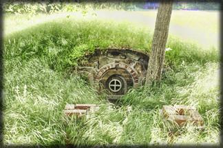 """Hobbit Hole"" angle #2"